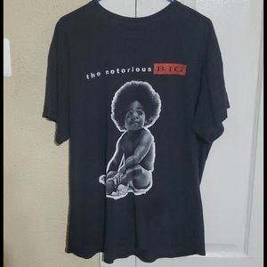 Notorious BIG men's tee